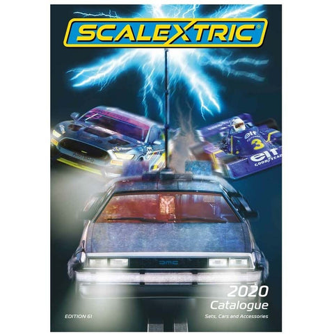 SCALEXTRIC Scalextric Catalogue 2020 (Edition 61)