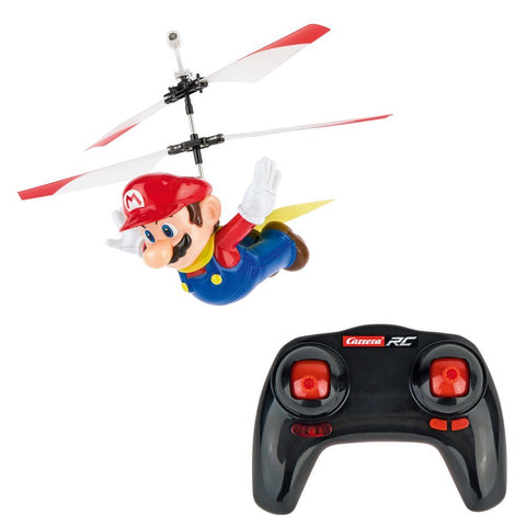 Carrera RC Super Mario World - Flying Cape Mario Helicopter