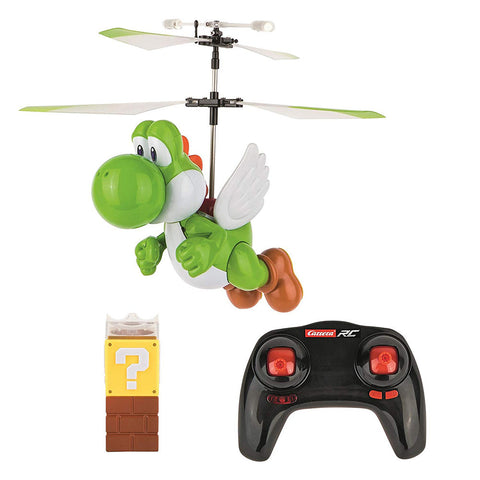 Carrera RC Super Mario World - Flying Yoshi Helicopter