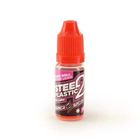 Corner Speed RC Steel to Plastic Dry Lube (CS800101)