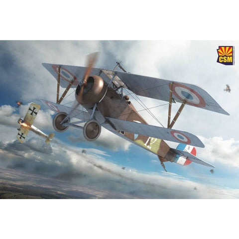 COPPER STATE MODELS 1/32 Nieuport XVII Early version Plasti