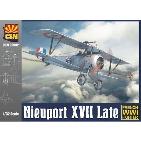COPPER STATE MODELS 1/32 Nieuport XVII Late version Plastic