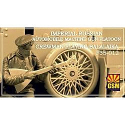 COPPER STATE MODELS 1/35 Imperial Russian Automobile Machin