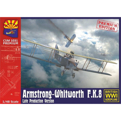 COPPER STATE MODELS 1/48 Armstrong-Whitworth F.K.8 Late pro