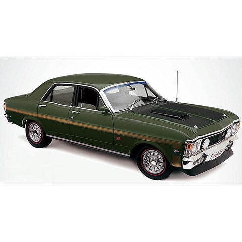 Classic Carlectables 1/18 Ford XW Falcon Phase II GT-HO Reef Green