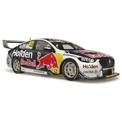 Image of CLASSIC CARLECTABLES 1/64 VAN GISBERGEN Red Bull Holden ZB