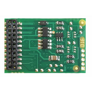 NCE 21 Pin Decoder D16MTC