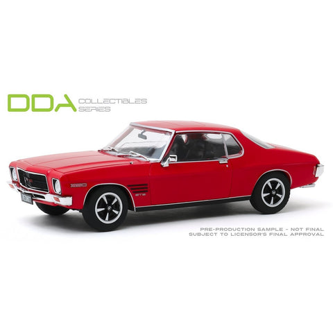 DDA 1973 Holden Monaro HQ GTS 350 - Red