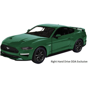 DDA 1/24 2018 Ford Mustang GT Green
