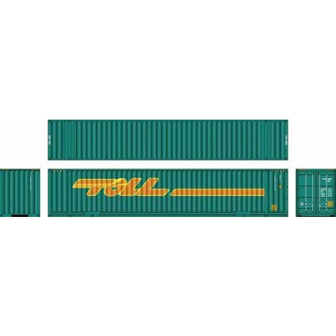 SOUTHERN RAIL 48' Container - 2 Pack