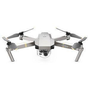 Image of DJI Mavic Pro Platinum Fly More Combo (DJIMVProCOM-PT)