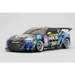YOKOMO Drift Car Kit HKS Toyota 86 (Y-DP-HKS86A)