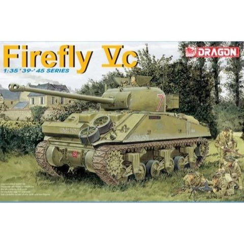 Dragon 6182 1/35 Firefly Vc Plastic Model Kit