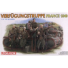 DRAGON 1/35 VERFUGUNGSTRUPPE (FRANCE 1940) (DR 6309)