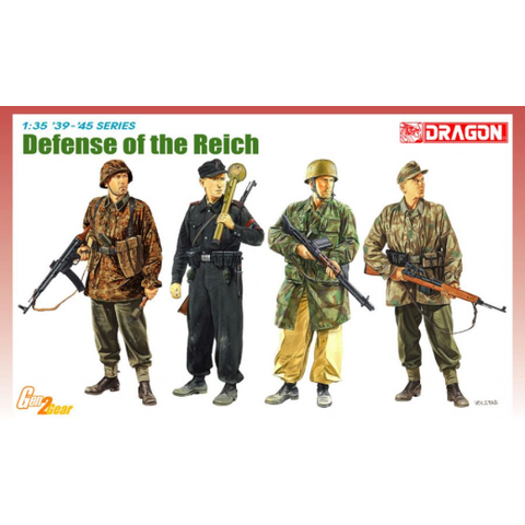 DRAGON 1/35 DEFENSE OF THE REICH (DR 6694)