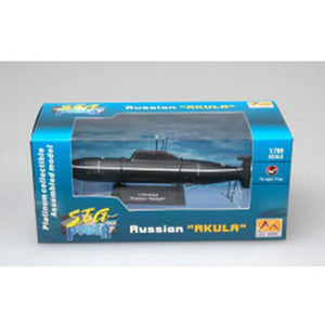 EASY MODEL 1/700 Submarine - Russian Akvla Assembled Model (EAS-37304)