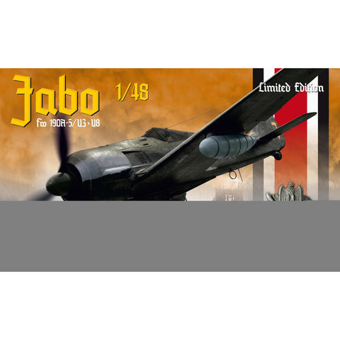 EDUARD 11131 1/48 JaBo Plastic Model Kit