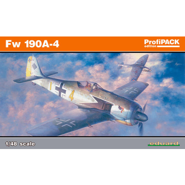 Eduard 82142 1/48 FW 190A-4 Plastic Model Kit