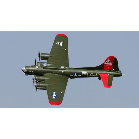 Image of E-Flite UMX B-17G Flying Fortress BNF - Hearns Hobbies Melbourne - E-FLIGHT - 1