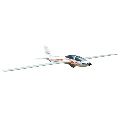 FMS Fox 2300mm White PNP V2 with Flaps
