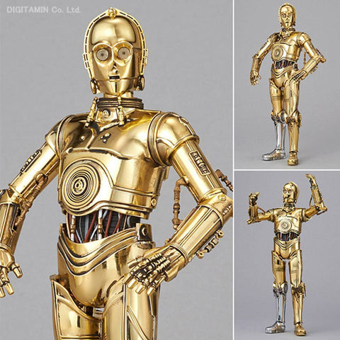 BANDAI 1/12 C-3PO Plastic Model Kit