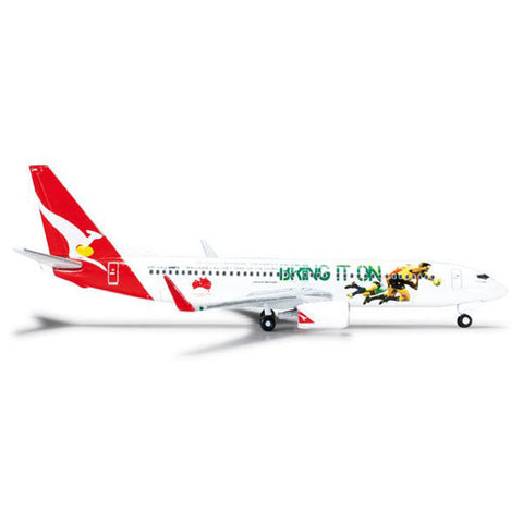 1/200 B737 Qantas Wallabies/Lions Tour