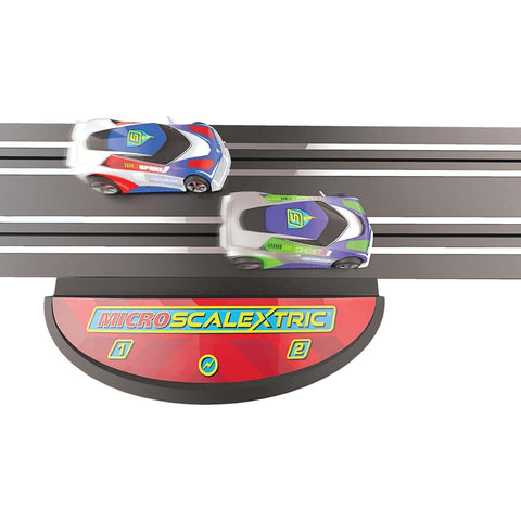 SCALEXTRIC Micro Scalextric Mains Powered Track Piece (UK)