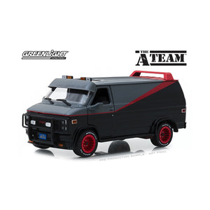 1:24 A-Team (1983-87 TV Series) 1983 GMC Vandura (Movie)