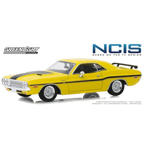 GREENLIGHT 1/43 NCIS 1970 Dodge Challenger R/T