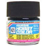 Image of MR HOBBY Aqueous RLM 81 Brown Violet - H421