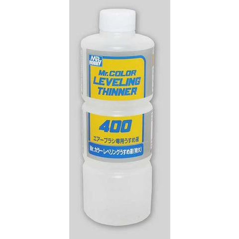 Image of MR HOBBY Mr Color Levelling Thinner Extra Large 400ml