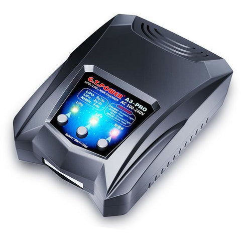 GT POWER A3PRO Multi Chemistry 2 Amp Charger