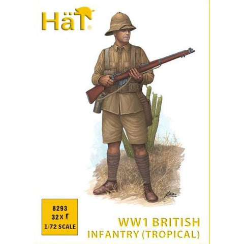 HAT WWI British Infantry ( Tropical ) (HAT8293)