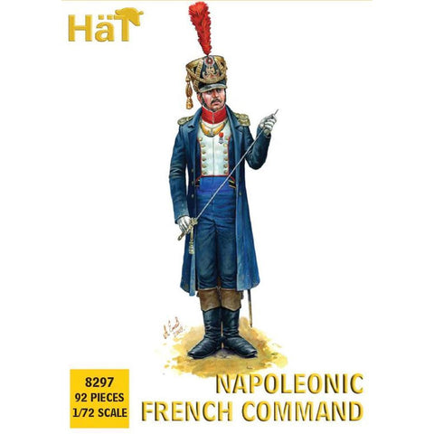 HAT Napoleonic French Command (HAT8297)