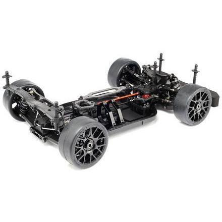 HB RGT8-E Kit (Electric Version/GT On-Road Race Kit 1:8) (H