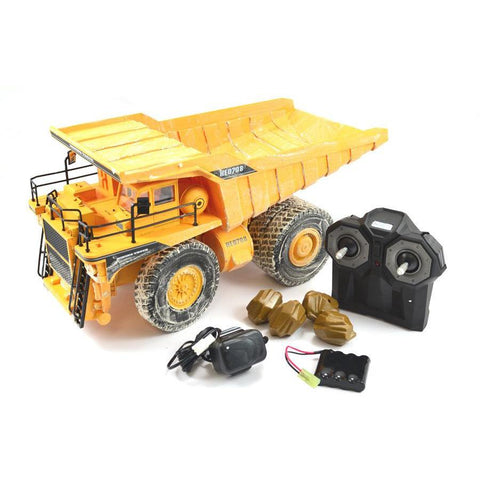 Image of HOBBY ENGINE PREMIUM LABEL DIGITAL 2.4G MINING TRUCK