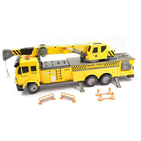 Image of HOBBY ENGINE PREMIUM LABEL DIGITAL 2.4G CRANE TRUCK