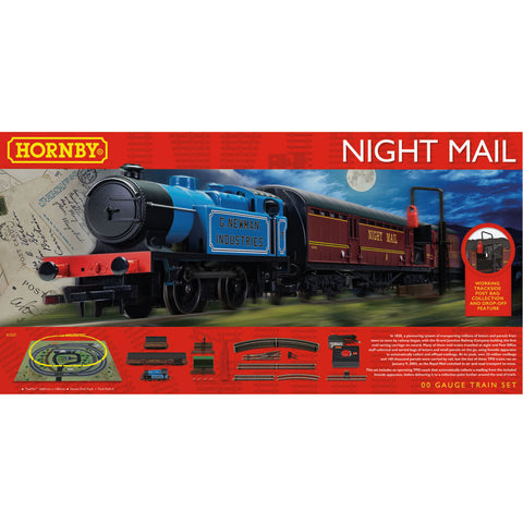 HORNBY NIGHT MAIL (42-R1237)