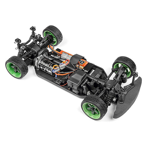Image of HPI RS4 Sport 3 1969 Ford Mustang RTR-X