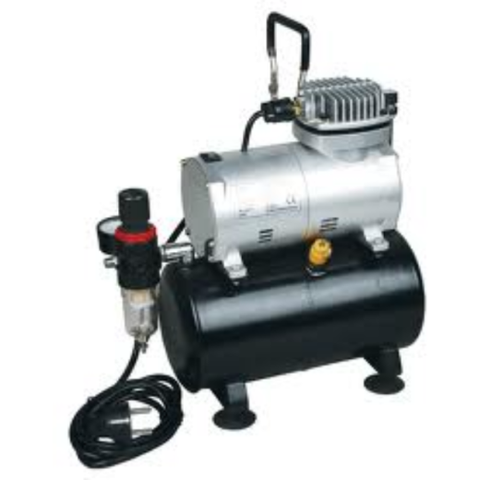 HSENG AIR COMPRESSOR WITH HOLDING TANK HS-AS186
