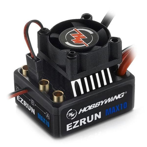 Image of HOBBYWING Ezrun Max10 ESC 60Amps