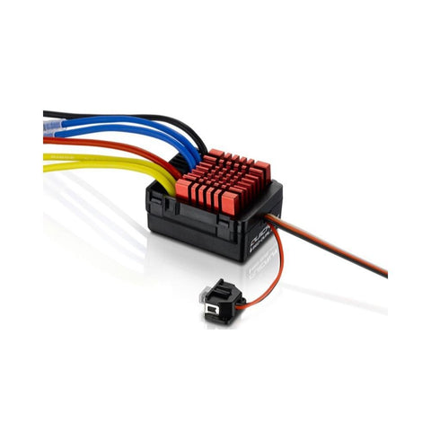HOBBYWING QUICRUN-WP-860 Dual Brushed ESC