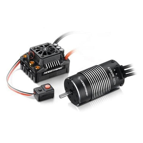 Image of MAX8 Combo w/deans 4274 2200KV