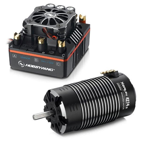 Image of Xerun combo XR8 plus-4274A 2250KV