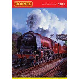 HORNBY Hornby 2017 Catalogue - 63rd Edition