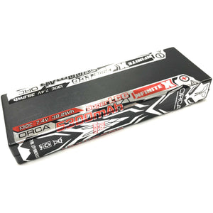 ORCA INFINITE X 5300mAh 130C Super LCG (LP19IN2S53T)