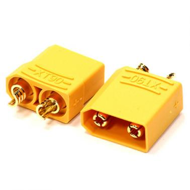 INTEGY XT-90 Type Connector Set, High Current Application