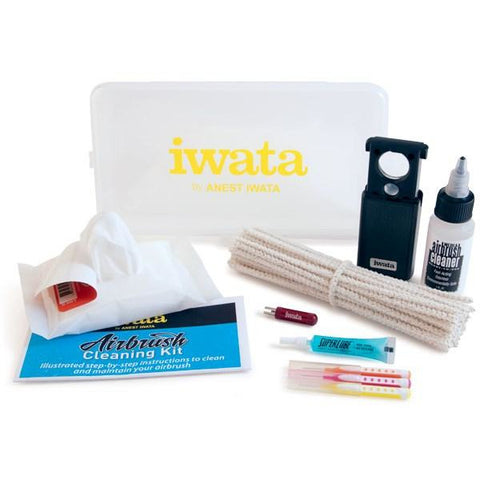 IWATA AIRBRUSH CLEANING KIT (IW-CL100)