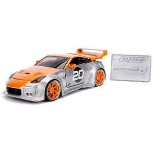 1:24 Option D 2003 Nissan 350Z 20th Anniversary