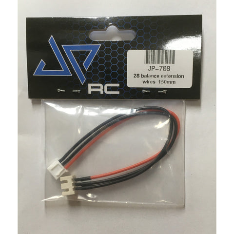 JPRC 2S Balance Extension Wires 150mm